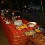 Breakfast at Matilda Bush Camp, Maasai Mara, Kenya
