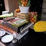 Dessert Bar, Dinner at lake naivasha resort, kenya