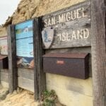 Welcome to San Miguel Island